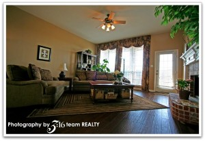 Home Staging - 316 team REALTY Added Value Benefit